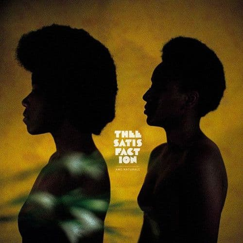 THEESatisfaction<br>Awe Naturale<br>CD